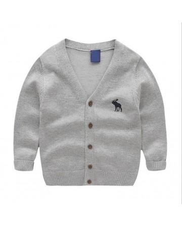 2017 spring boys hue sweater/cardigan