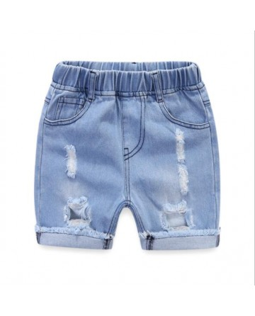 2017 summer girls hue hole denim short