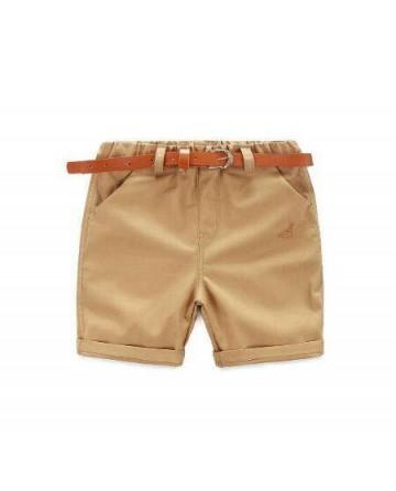 2017 Summer boys hue beach pants fashion embroidery short----Send belt