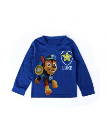 PAW Patrol Boy's Print Long Sleeve T-Shirt