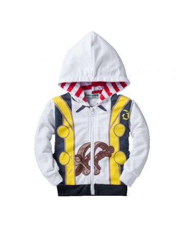 new boy's classic cartoon  hoodies sweater/jacket