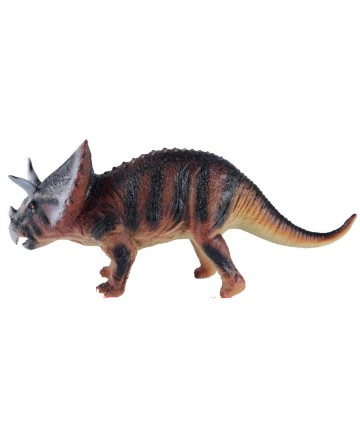 Simulation of soft dinosaur model toys