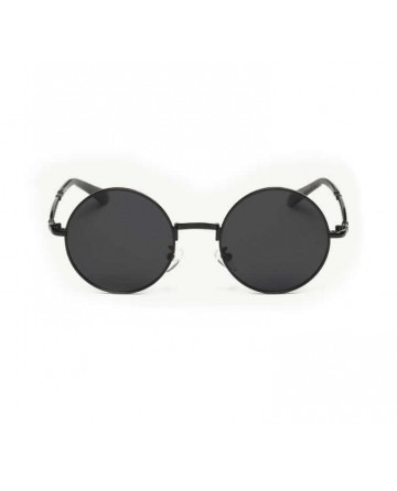 kids carved paint round sunglasses