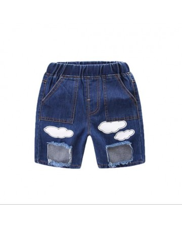 New 2017 summer girls hole denim short.