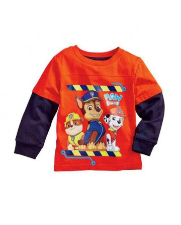 PAW Patrol Boy's assorted colors Long Sleeve T-Shirt