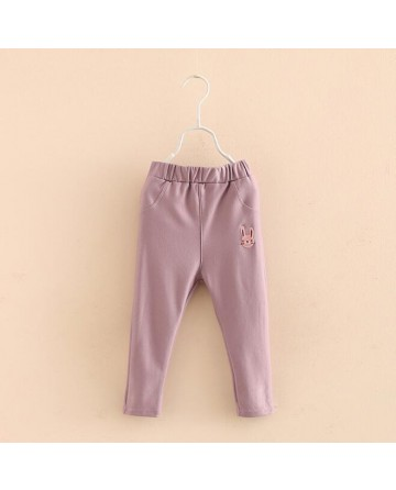 Spring girls casual pants