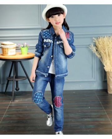 Girl's fashion stickers cowboy sets