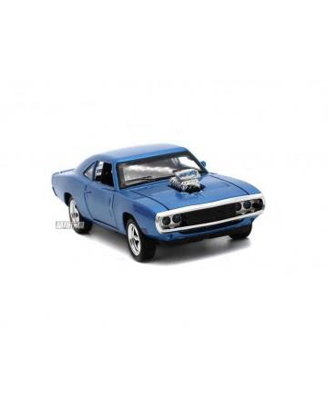 1:32 Dodge Warrior alloy car model, lights, sound effects