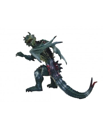 High quality World of Warcraft big magic dragon plastic model