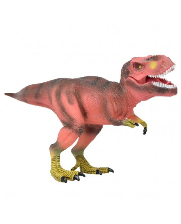 High quality simulation of Rex Tyrannosaurus model