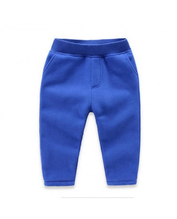 winter boy's cashmere warm pants/trousers.